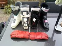 Ski Boots, unisex