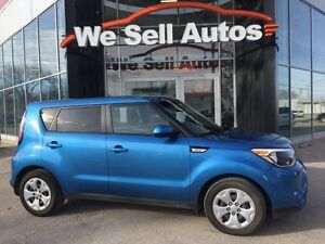 2016 Kia Soul LX *A/C *AUX *ABS *BTOOTH *ECO *XM *TRACTION/C