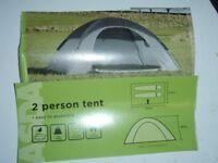 2-Man Dome Tent Model MT2100