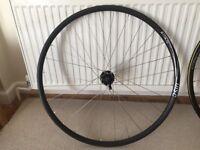 Alex ATD470 disc wheelset