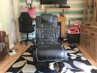 Xrocker pro gaming chair