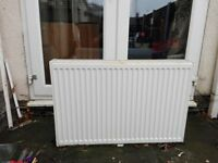 2 radiators for sale. Only a year old