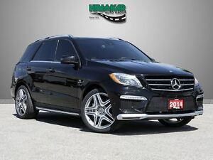 2014 Mercedes-Benz M-Class 63 AMG AWESOME