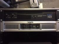 Qsc rmx 2450 amp