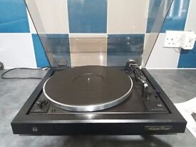 Dual CS 505-4 Great condition with new Ortofon OM 5e cartridge and CA Azur 551p