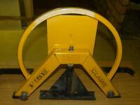 Car/Caravan Wheel Clamp