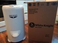 WHITE KNIGHT - 28009W Spin Dryer - White, bought on november 3, 2016 from Currys in Preston.