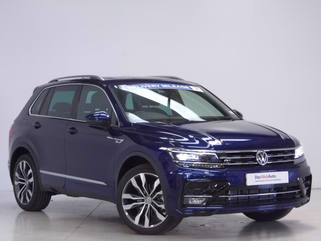 volkswagen tiguan r line tdi bluemotion technology dsg. Black Bedroom Furniture Sets. Home Design Ideas