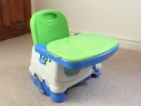 Fisher price adjustable booster seat / feeding chair