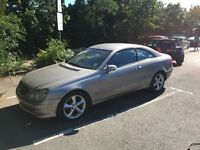 Mercedes clk 240 2003 automatic excellent runner very smooth drive a