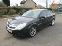 2006 06 VAUXHALL VECTRA 1.9 DESIGN CDTI 150 LOW 92K LEATHER CRUISE 6-SPEED A/C 2 KEYS SH PX SWAPS