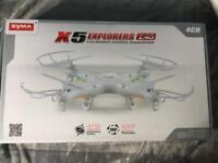 X5 explorers drone