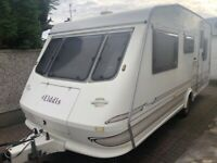 Elddis Vogue se 5 berth Caravan