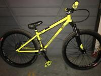 Commencal absolut mountain bike (not Santa Cruz trek yeti norco)