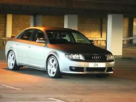 Audi A4 TDi Sport (Diesel) Leather/Suede + Long MOT! Drives Perfect. excellent MPG 60