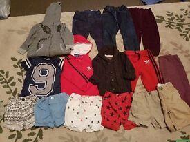Boys 12-18 month bundle