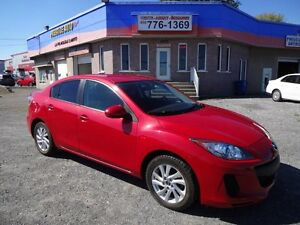 2013 Mazda Mazda3 GS-SKY ACTIVE BAS MILLAGE AUTOMATIQUE  MAGS A/