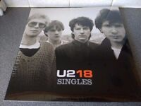 U2 - U218 THE SINGLES - DOUBLE VINYL ALBUM - BRAND NEW