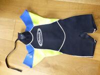 Alder Children's 3x2 Shorty Wetsuit