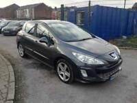 2008 (08), Peugeot 308 2.0 HDi FAP Sport 5dr, FREE 12 MONTHS BREAKDOWN & 3 MONTHS WARRANTY, £1,595