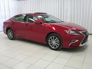 2016 Lexus ES 300h ES300h TOURING PACKAGE LUXURY HYBRID SEDAN