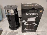 Nespresso Aeroccino 3 Milk Frother - Black
