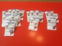 !! JOBLOT OF OWNER PASTE HOOKS 15 PACKS !!