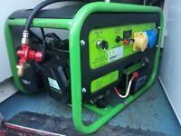 Lpg generator for catering trailer Equipment