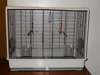 BUdgies, Birds, canaries cage with pull out drawer for easy cleaning