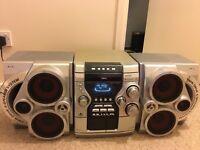 Stereo- speaker system
