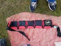 Seal diving belt