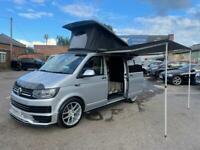 2016 Vw Volkswagen transporter camper van full conversion 57k mega spec