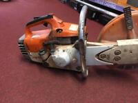 Stihl disc cutter