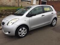 Toyota Yaris 1.0 vvti 2007 07 reg, cheap to run and insure, NO SILLY OFFERS!