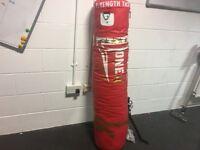 NEW- 5FT Boxing/Punch Bag (MMA, Muay Thai, Kickboxing, Karate)