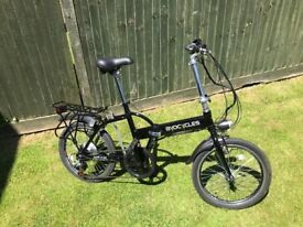 Byocycle electric bicycle