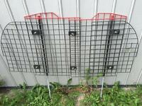 VEHICLE BARRIER/CAGE/WALL