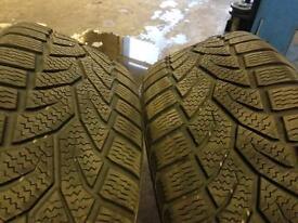 Polo winter tyres