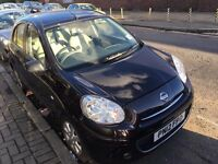 2012 NISSAN MICRA. BRILLIANT DRIVE. FULL SERVICE HISTORY. RECENTLY SERVICED. 3 MONTHS WARRANTY.