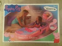 Peppa pig my first ready bed (New)