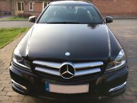 Mercedes-Benz C Class 1.6 C180 AMG Sport Sport Coupe 7G-Tronic Stunning Vehicle Superb Drive