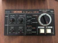 Boss Dr Rhythm DR55 Drum Machine