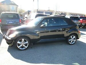 2005 Chrysler PT Cruiser GT, Convertible