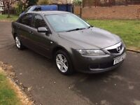 Mazda6 2.0 TS 5dr, 6 MONTHS FREE WARRANTY, 6 SPEEDS, FULL SERVICE HISTORY, 12 MONTH MOT