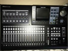 Tascam dp 24sd Digital portastudio