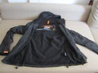 Superdry black ladies winter jacket