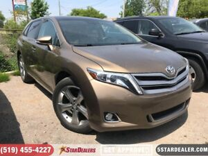 2013 Toyota Venza AWD | LEATHER | ROOF | ONE OWNER