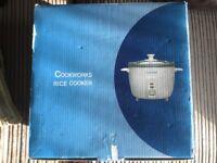 Cookworks 1.5L Rice Cooker