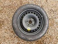 """GENUINE FORD 16"""" SPARE WHEEL, BRAND NEW GOOD YEAR TYRE"""