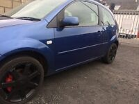 Ford Fiesta 1.2 Zetec Limited addition model